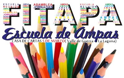 Escuela de AMPAS – Valle Guerra – MARZO 2016
