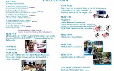 FITAPA – Jornadas «Escuela Ampas»
